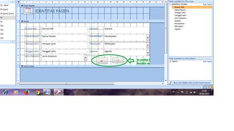 untuk membuat query menggunakan tombol juli eka yanti langkah langkah membuat form tombol