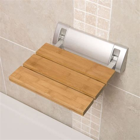 shower bench seat folding teak shower bench the decoras jchansdesigns