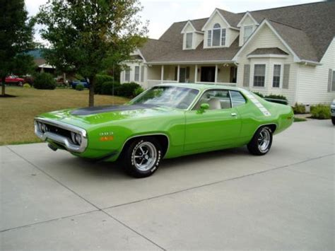 mill auto plymouth purchase used 1971 plymouth road runner car