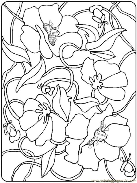 free realistic coloring pages of flowers how to draw realistic flowers