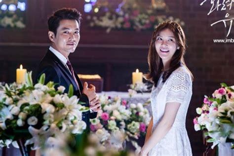 Kristik Pasangan Korea 2 10396 tidak berhenti di layar kaca hubungan pasangan artis korea ini berlanjut ke pelaminan