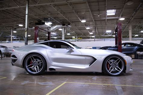 VLF Automotive ? A new American Luxury Car Company is Born.