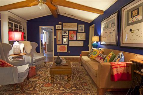 houzz eclectic living room dallas tx my houzz