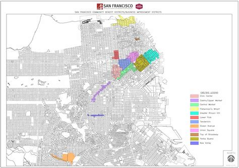 san francisco development map japantown establishes city s newest community benefit