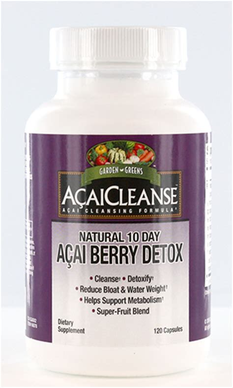 Acai Berry Detox Liquid by Windmill Vitamins Greens Windmill Health Products Greens