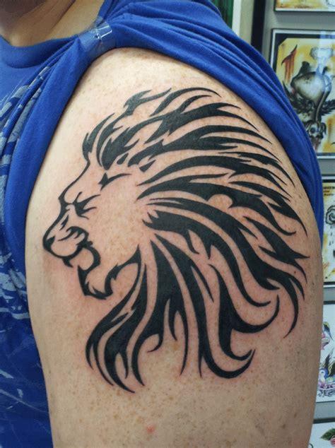 tattoo tribal leo 15 magnificent leo tribal tattoos only tribal