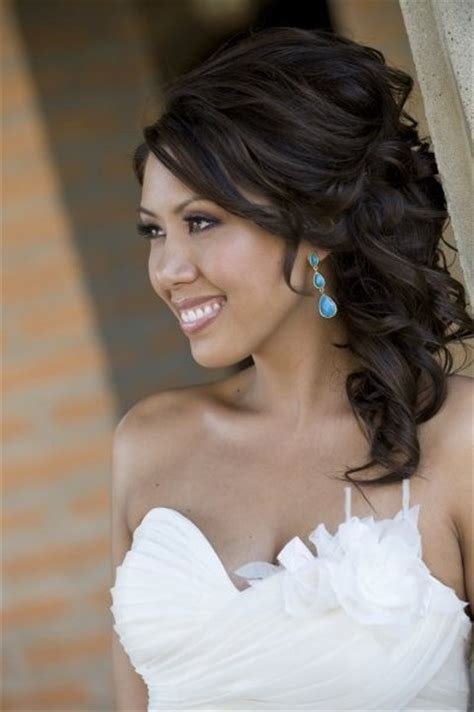 Hairstyles For Hair On Wedding Day by Splendid Ideas For Wedding Hairstyle For Medium Hairs