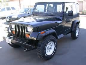 Jeep Specs 1995 Jeep Wrangler Specs