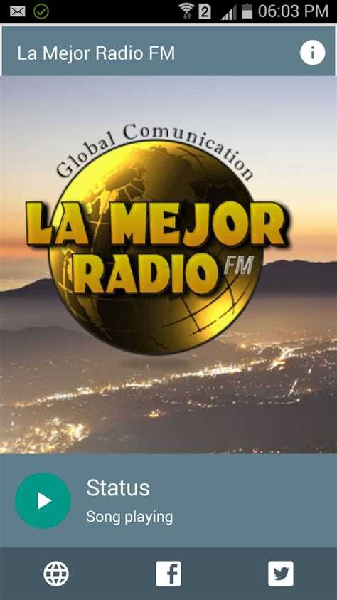 la mejor fm la mejor fm la mejor radio fm android apps on google play
