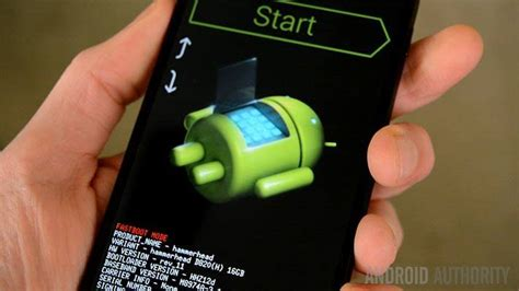 android fastboot how to flash android 7 0 nougat on your nexus android authority