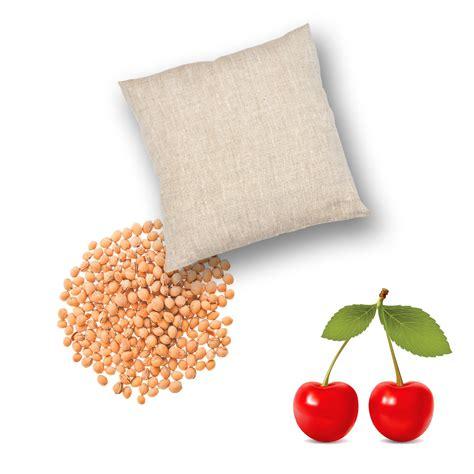 cuscino noccioli di ciliegio cuscino noccioli di ciliegie beautyfox