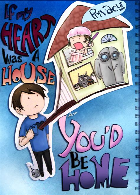 If My Heart Was A House By Chocoreaper On Deviantart