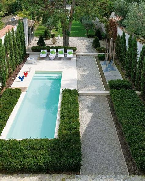 perfect backyard 30 awesome narrow pools for the tightest spaces digsdigs