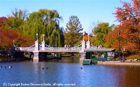 boston parks boston parks playgrounds gardens boston discovery guide