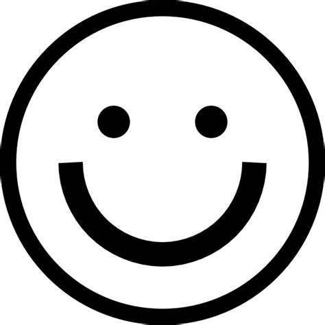 black and white smiley face straight face clipart black and white smiley face hi png