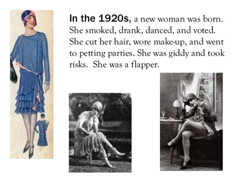 1920 ppt Modern Flapper Hair