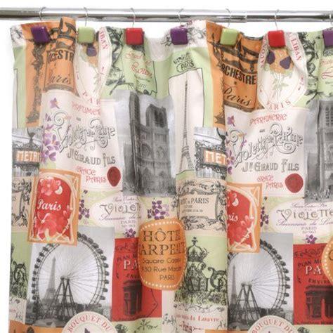 paris cafe curtains famous home fashions paris cafe shower curtain famous home