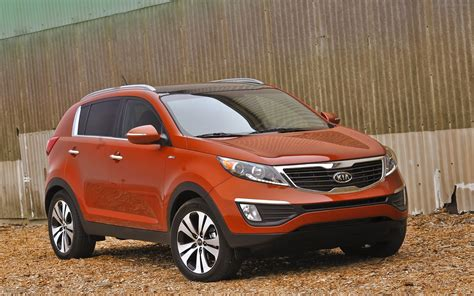 kia sportage 2012 widescreen car photo 05 of 56