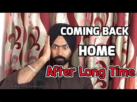 Is House Coming Back by Coming Back Home Comedy Vine Harshdeep Ahuja V14