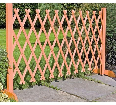 Expanding Trellis Fence Buy Wooden Expanding Fencing At Argos Co Uk Your