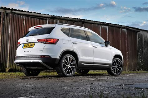 seat ateca xcellence our seat ateca long termer went down so well we bought