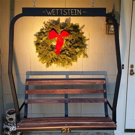 Ski Chair Lift For Sale by Ski Chair Lift For Sale Custom Refurbished Ski Lift Chair Furniture