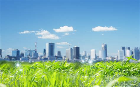 wallpaper for green environment photo manipulation of eco city photo manipulation of