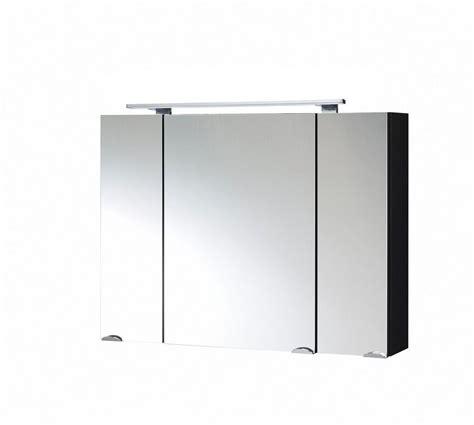 spiegelschrank 80 cm spiegelschrank 187 roma 171 breite 80 cm mit led beleuchtung