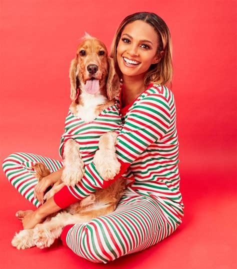 Sale Alesha Set By Kynarra seeing stripes alesha dixon friel and george get into their pyjamas for matalan s