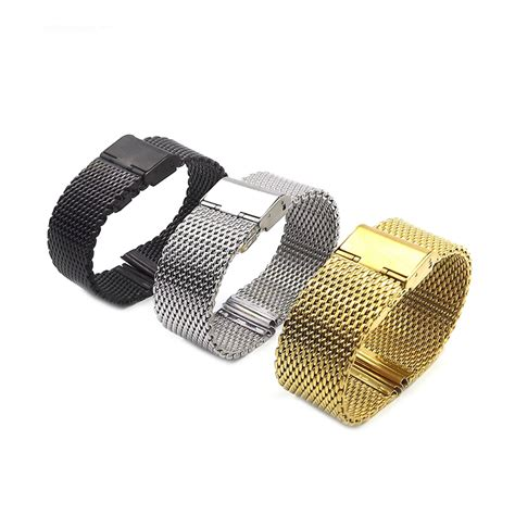 Mesh Ss 201 50 Diameter 0 14mm X 1m buy wholesale band 18mm from china band 18mm wholesalers aliexpress