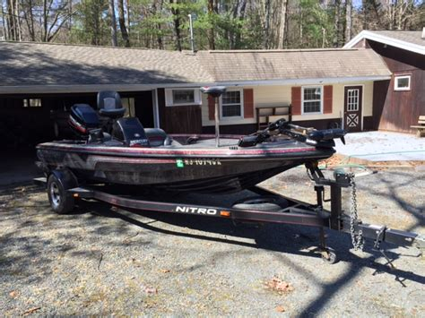nitro bass boats gear nitro 884 savage bass boat boats for sale