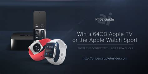 Sports Contests And Giveaways - and the winners of our apple watch sport and 64gb apple tv giveaway contest are