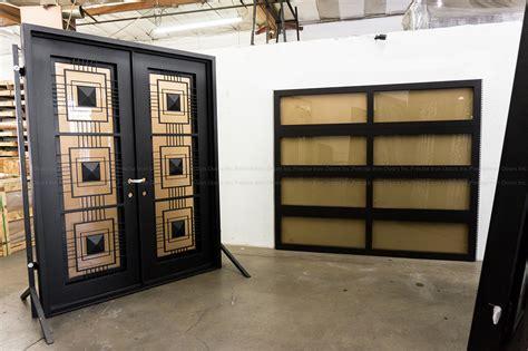 Garage Doors Vermont by Gallery Entry Iron Door Custom Wrought Iron Doors