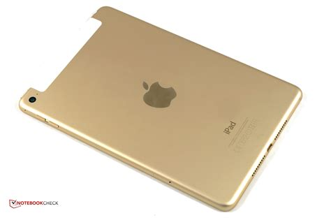 Mini 4 Apple test apple mini 4 tablet notebookcheck tests