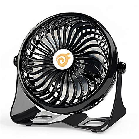 small quiet desk fan d fantix small quiet desk fan usb rechargeable desktop