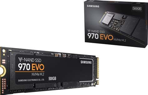 Samsung 970 Evo 500gb Samsung 500gb 970 Evo Nvme M 2 Ssd Mz V7e500bw Buy Best Price In Saudi Arabia
