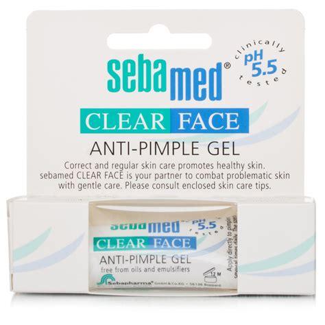 Shoo Sebamed sebamed clear anti pimple gel chemist direct