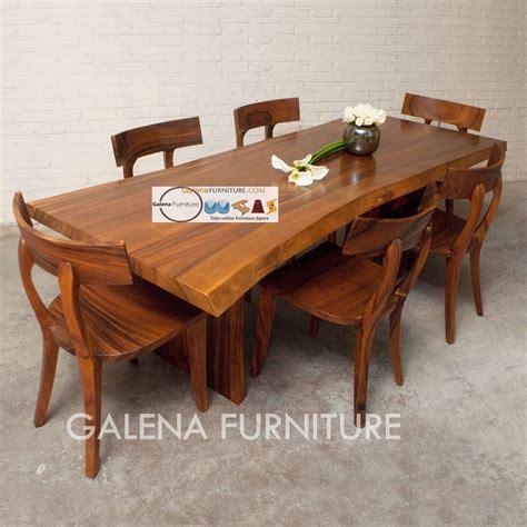 Table Setting Murah Cepat Custom Meja Makan Kayu Pallet Desainrumahid