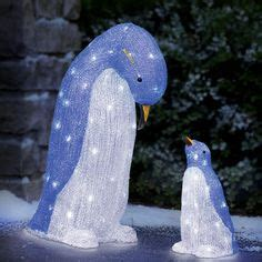 Penguin Lights Decorations by 1000 Images About Outdoor Decor On