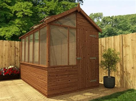 sagemere potting shed w1 83m x d3 05m