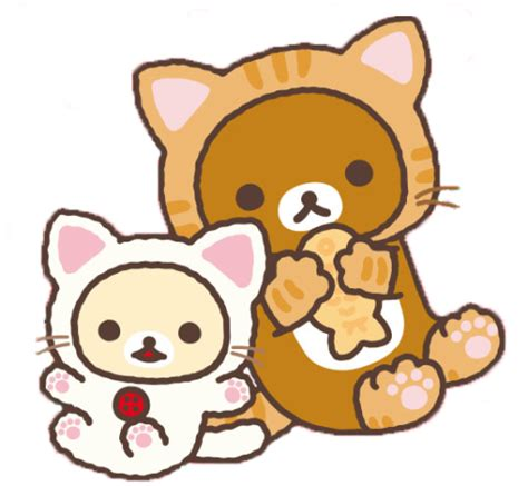 imagenes kawaii tumblr png rilakkuma transparent tumblr