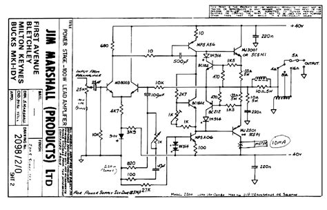 transistor audio lifier circuit diagram wiring diagram