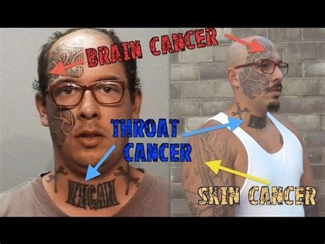 can tattoos cause cancer tattoos cause cancer health minute protip 515