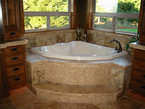 travertine bathtub travertine tub surround home construction remodel