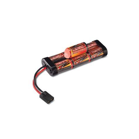 Traxxas 3000mah 8 4v Nimh Battery traxxas battery power cell 3000mah nimh 7 c hump 8 4v