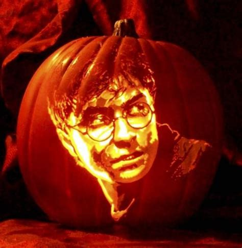 harry potter pumpkin carving templates 47 awesome pumpkin decor and carving ideas digsdigs