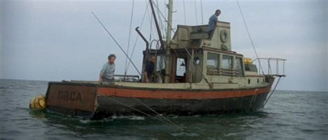 jaws movie boat name thirty years of horror jaws 1975 quarter to three
