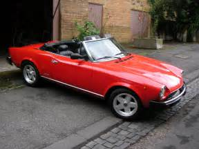 1985 Fiat Spider For Sale 1985 Fiat 124 Spider Overview Cargurus
