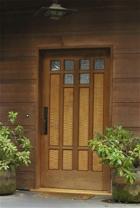 Japanese Exterior Doors Entry Door Japanese Living Doors