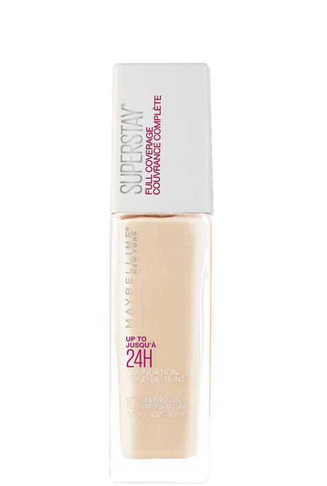 Foundation Maybelline Superstay superstay lasting coverage foundation maybelline
